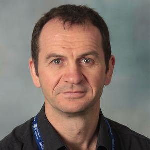 Prof Colin McCowan