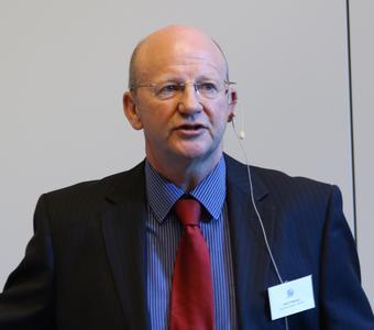 Prof David Paterson