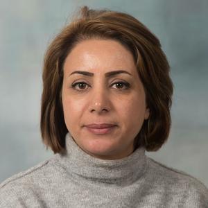 Dr Mahnaz Mohammadi
