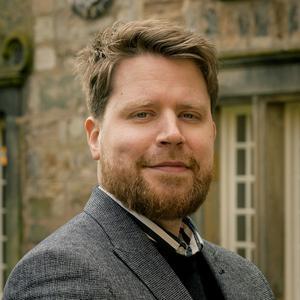 Dr Mikael Leidenhag
